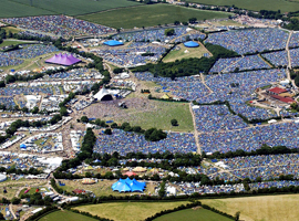 Glastonbury 2007 announce line-up
